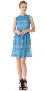Venice Geo lace dress by Yigal Azrouel at Shopbop