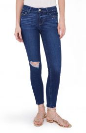Verdugo Ripped Ankle Skinny Jeans at Nordstrom