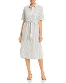 Vero Moda Cassie Pinstriped Shirt Dress Women - Bloomingdale s at Bloomingdales