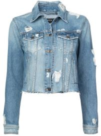 Veronica Beard Cropped Pin Jacket at Farfetch
