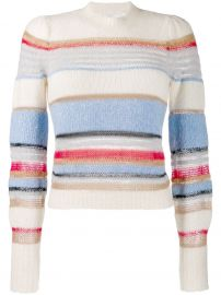 Veronica Beard Meredith knitted jumper Meredith knitted jumper at Farfetch