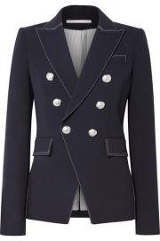 Veronica Beard - Miller crepe blazer at Net A Porter