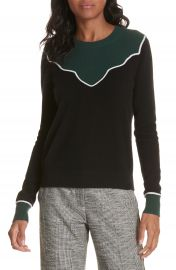 Veronica Beard Atty Cashmere Sweater   Nordstrom at Nordstrom