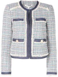 Veronica Beard Boucl   Tweed Jacket - Farfetch at Farfetch