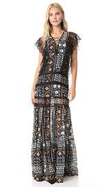 Veronica Beard Elly Lace Maxi Dress at Shopbop