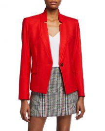 Veronica Beard Farley Dickey Jacket at Neiman Marcus