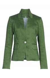 Veronica Beard Farley Linen Blend Dickey Jacket   Nordstrom at Nordstrom