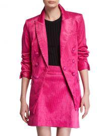 Veronica Beard Gaya Dickey Jacket at Neiman Marcus
