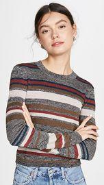Veronica Beard Jora Cropped Pullover at Shopbop