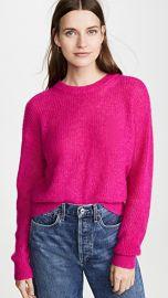 Veronica Beard Melinda Crew Neck Sweater at Shopbop