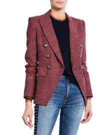 Veronica Beard Miller Dickey Jacket at Neiman Marcus