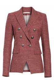 Veronica Beard Miller Wool Blend Dickey Jacket   Nordstrom at Nordstrom