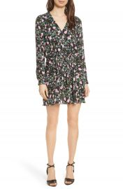 Veronica Beard Naomi Floral Print Silk Dress at Nordstrom