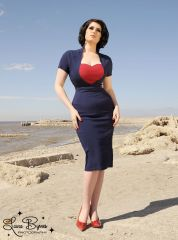 Veronica Dress by Pinup Couture   at Pinup Girl Clothing