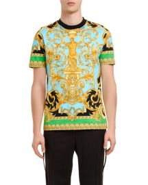 Versace Men  x27 s Classical T-Shirt at Neiman Marcus