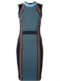 Versace Runway Knit Sport Dress - Stefania Mode at Farfetch