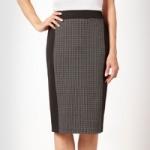 Very similar dot print skirt at Debenhams