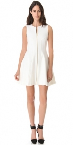 Very similar dress in white at Shopbop