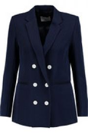Vice twill blazer at The Outnet