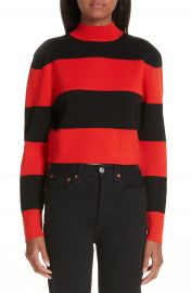 Victor Glemaud Stripe Wool Sweater   Nordstrom at Nordstrom