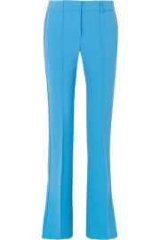 Victoria  Victoria Beckham   Cady flared pants at Net A Porter