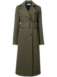 Victoria Beckham Fitted Trench Coat - Farfetch at Farfetch