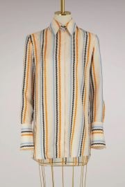 Victoria Beckham Fluid Shirt at 24 Sevres