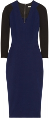 Victoria Beckham Two Tone Dress at The Outnet