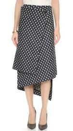 Victoria Beckham Wrap Skirt at Shopbop