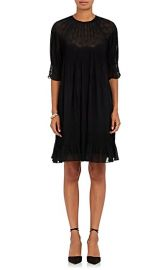 Victorian Evangeline Silk Georgette Minidress by Ulla Johnson at Barneys
