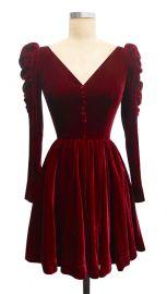 Victorian Mini Dress at Trashy Diva