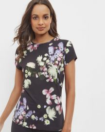 Villeaw Kensington Floral Tee at Ted Baker