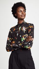 Vilshenko Vivienne Festive People Top at Shopbop