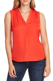Vince Camuto Rumpled Satin Blouse   Nordstrom at Nordstrom