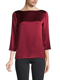 Vince - Silk Blouse at Saks Off 5th