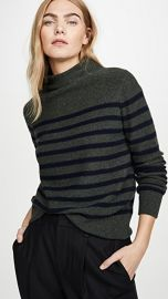Vince Brenton Stripe Cashmere Sweater at Shopbop