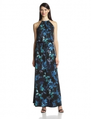 Vince Camuto Floral Maxi Dress at Amazon