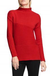 Vince Camuto Rib Knit Turtleneck Sweater  Regular   Petite at Nordstrom