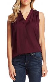 Vince Camuto Rumpled Satin Blouse at Nordstrom