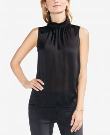 Vince Camuto Smock Neck Top at Macys