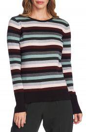 Vince Camuto Stripe Sweater   Nordstrom at Nordstrom