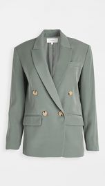 Vince Double Breasted Blazer at Shopbop