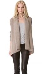 Vince Drape Cardigan at Shopbop