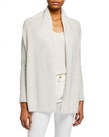 Vince Drape Front Wrapped Cardigan at Neiman Marcus