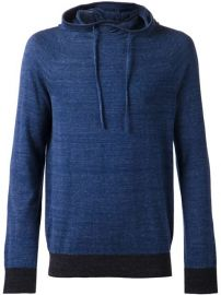 Vince Fitted Hoodie - at Farfetch