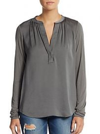 Vince Jersey Back Top at Saks Off 5th