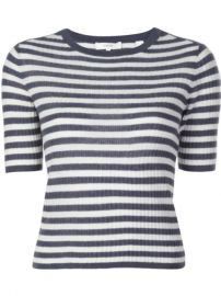 Vince Marine Knitted Top - Farfetch at Farfetch