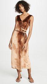Vince Panne Wrap Dress at Shopbop