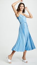 Vince Pleated Cami Dress at Shopbop