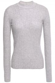 Vince Ribbed Cashmere Top at The Outnet